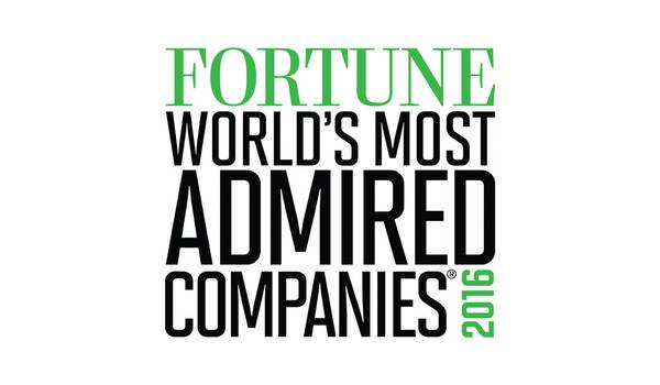 Applied Materials Named Among FORTUNE World's Most Admired Companies