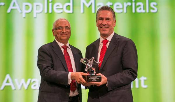 Mike Splinter Awarded Semiconductor Industry's Highest Honor