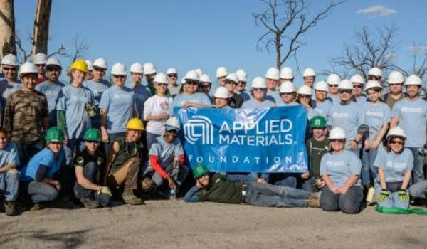 Applied Helps Rebuild State Park