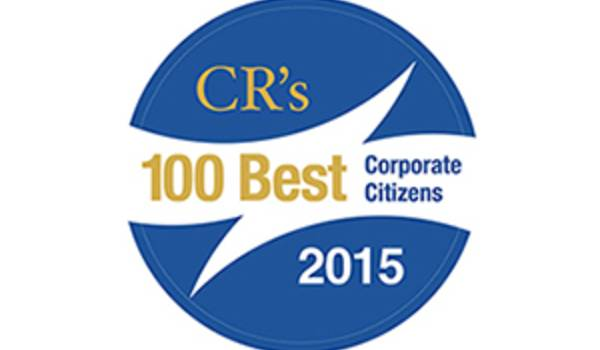 Recognized Among 100 Best Corporate Citizens