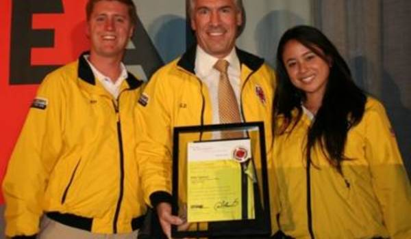 City Year San Jose/Silicon Valley Presents Service Leadership Award to Applied Materials