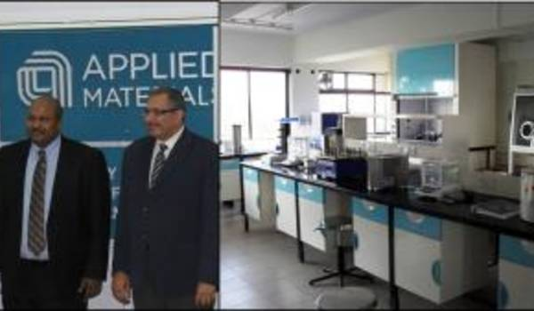 Applied Materials and IIT Bombay Launch Lab for Energy and Nanoelectronics