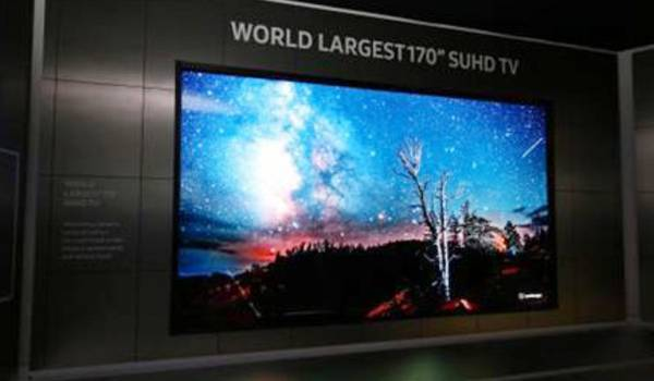 Display Landscape Heats Up at CES 2016