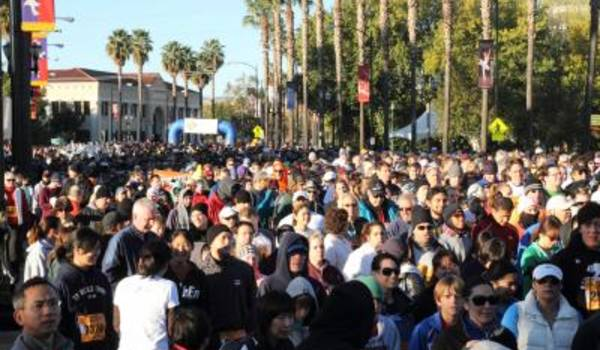Applied Materials Named Silicon Valley's Fittest Firm; $400,000-Plus Raised for Charities at Turkey Trot