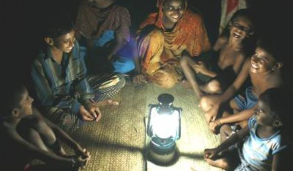 Sharing the (Solar) Light